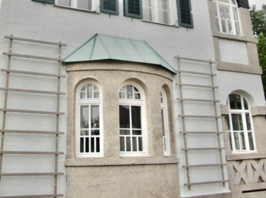 Denkmalpflege Fassaden